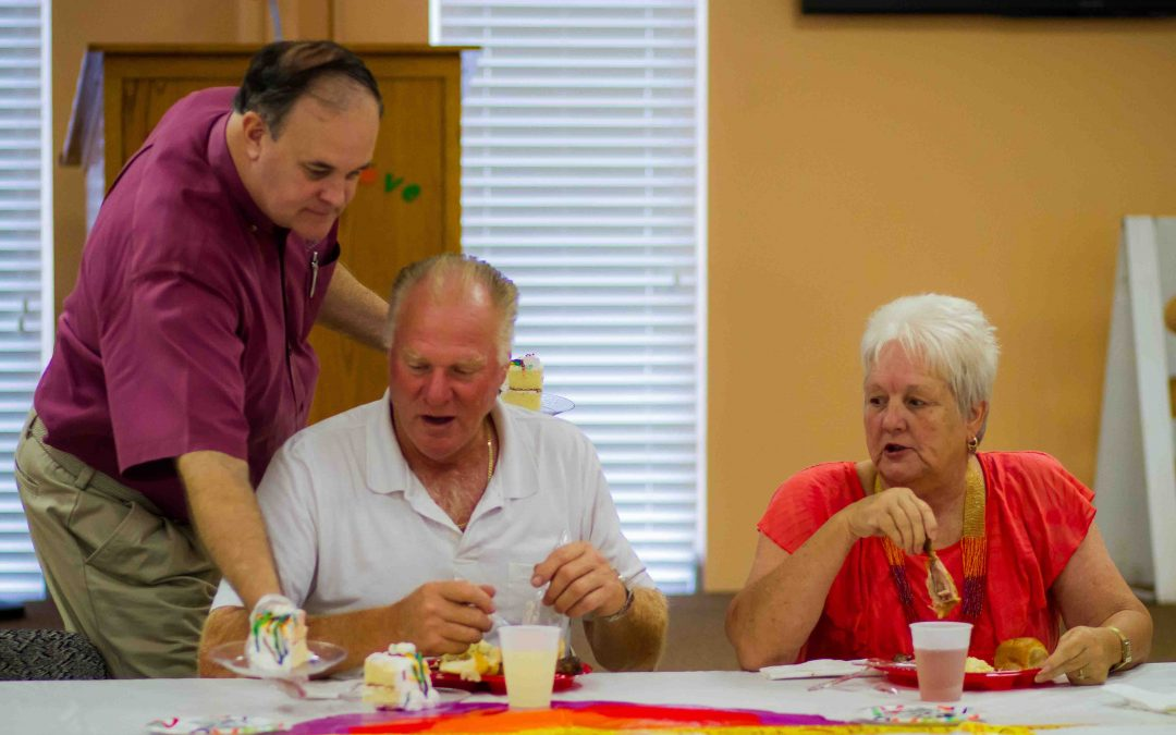 How Summer BBQ's Help Serve RV Residents
